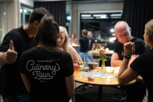 Culinary Tour Party